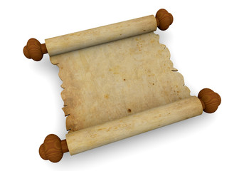 ANCIENT PARCHMENT - 3D