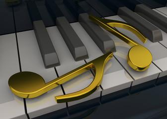 PIANO - 3D