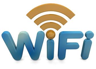 WI-FI - 3D