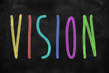 Leadership concept vision