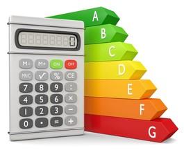 Energieeffizienz Taschenrechner