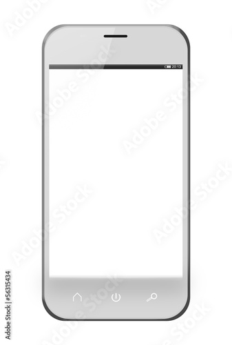 Realistic mobile phone - 56315434