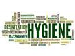 Hygiene (Händewaschen, Desinfektion, Reinigung)