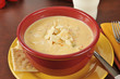 Chicken con queso soup