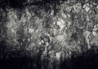 Grunge Dirty Rock Wall Texture Background