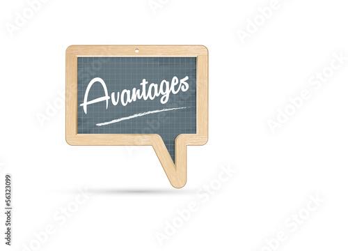 Titre : Avantages
