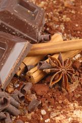 cioccolato e spezie