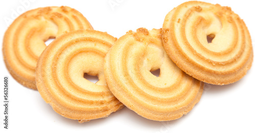 shortbread ring biscuit