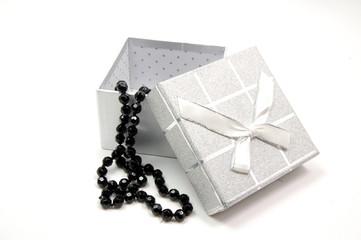 коробочка подарок бижутерия