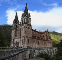 Basilique de Covadonga (Asturies)