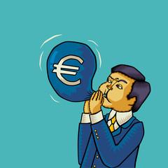 Инфляция евро