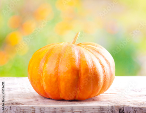 Pumpkin vegetable