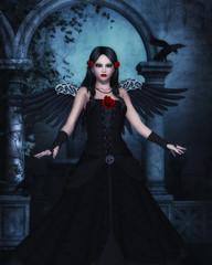 Dark Angel computer graphics