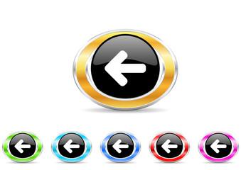 left icon chrome set