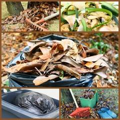 composition déchets ,poubelle,recyclage
