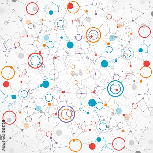 tlo-komunikacji-kolor-technologii-sieci
