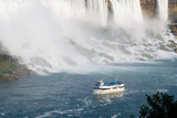 tourboat at niagara falls