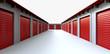Storage Lockers Perspective