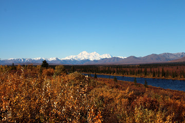 Mount McKinley, Denali National Park