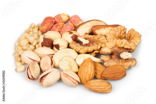 mixed nuts group