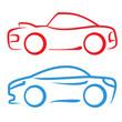 Sportauto - sports car