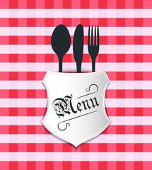 Restaurant Menu Table Sheet