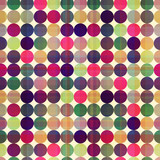 Fototapety seamless circles background texture
