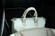 Bag in city car