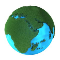 Çimen Dünya Afrika