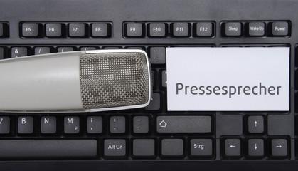 Medientraining für Pressesprecher