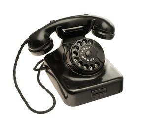 Altes Posttelefon