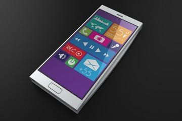 touch screen smartphones