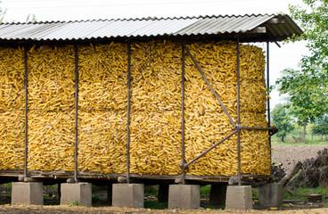 storage for corncobs