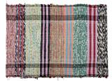 Traditional Russian  knit Mat handmade. poster