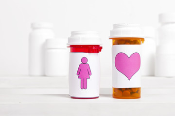 Female Heart Medication