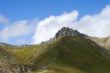 Flimspitze - Alpen