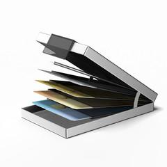 busines card holder