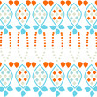 Seamless Lace Vector Pattern
