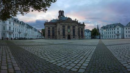 Panorama klein Ludwigskirche
