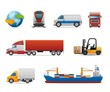 transport silhouette