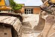 Leinwanddruck Bild - School renovation