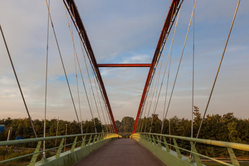 bicycle bridge