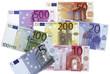 argent, billets, euro