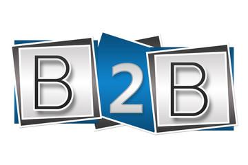 B2B Blue