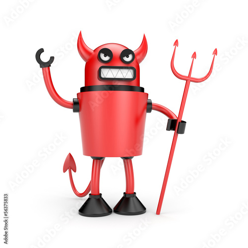 Robot as Devil