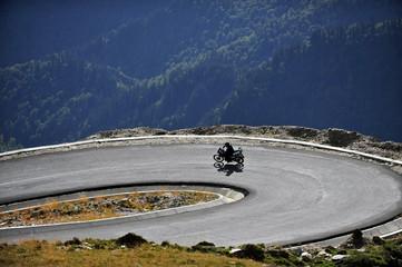 The Transalpina Road