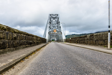 The Connel Bridge (cantilever bridge), Scotland