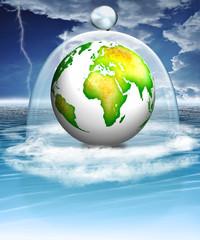 globaler Klimaschutz