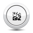 Button with qr code