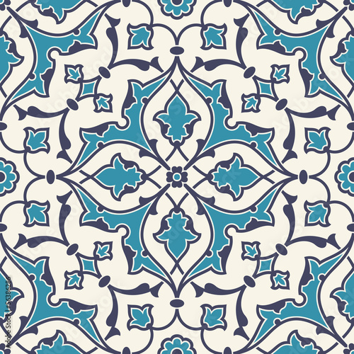 Douma Seamless Pattern Three